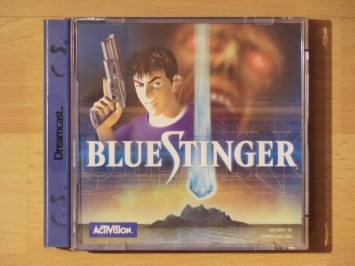 Blue Stinger Dreamcast Survival Horror