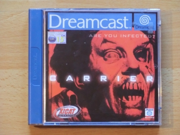 Carrier Dreamcast Survival Horror