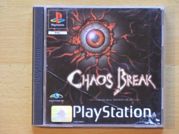 Chaos Break PlayStation PS1 Survival Horror