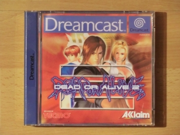 Dead or Alive 2 Dreamcast Beat em Up