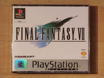 Final Fantasy 7 PlayStation PS1
