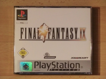Final Fantasy 9 PlayStation PS1 RPG