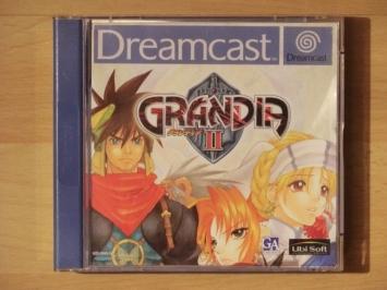 Grandia 2 Dreamcast RPG