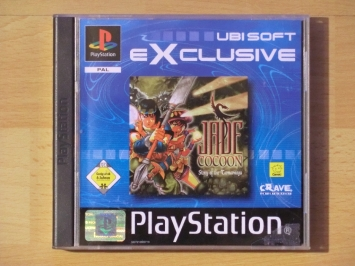 Jade Cocoon PlayStation PS1 RPG