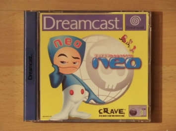 Super Magnetic Neo Dreamcast Jump and Run Puzzle