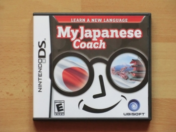 My Japanese Coach Nintendo DS NDS