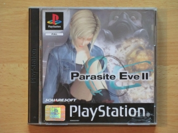 Parasite Eve 2 PlayStation PS1 Survival Horror