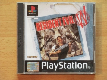 Resident Evil PlayStation PS1 Survival Horror