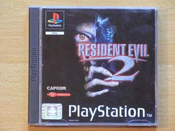 Resident Evil 2 PlayStation PS1 Survival Horror