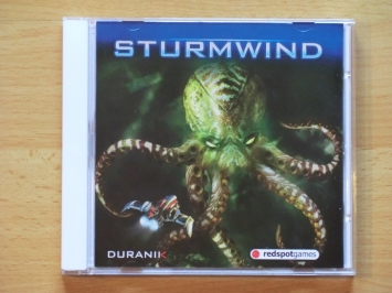 Sturmwind Dreamcast Shmup