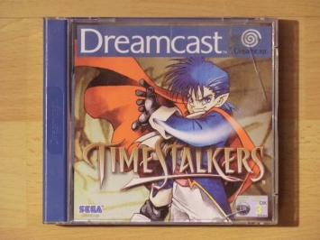 Time Stalkers Dreamcast RPG