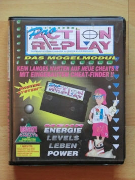 Action Replay Pro Master System Mogelmodul Schummelmodul