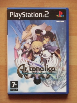 Ar Tonelico Melody of Elemia PlayStation 2 PS2 RPG