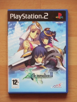 Ar Tonelico 2 Melody of Metafalica PlayStation 2 PS2 RPG