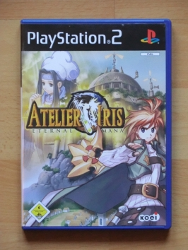 Atelier Iris Eternal Mana PlayStation 2 PS2 RPG