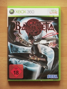 Bayonetta Microsoft Xbox 360 Hack and Slay