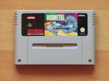 BioMetal Super Nintendo SNES Shmup
