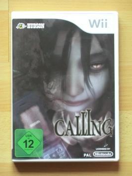 Calling Nintendo WII Survival Horror