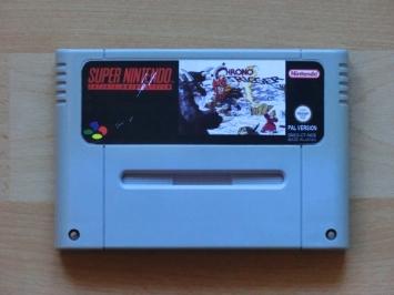 Chrono Trigger Repro Super Nintendo SNES RPG