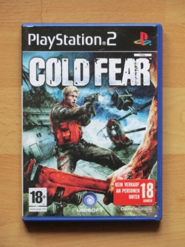 Cold Fear PlayStation 2 PS2 Survival Horror