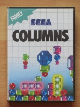 Columns Master System Puzzle