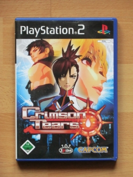 Crimson Tears PlayStation 2 PS2 Adventure