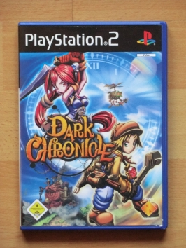 Dark Chronicle PlayStation 2 PS2 RPG