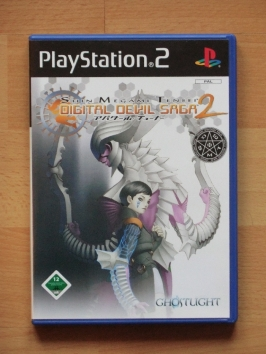 Digital Devil Saga 2 PlayStation 2 PS2 RPG