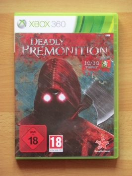 Deadly Premonition Microsoft Xbox 360 Survival Horror