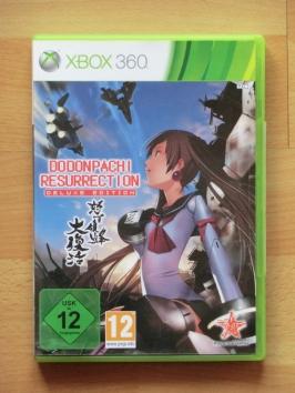 Dodonpachi Resurrection Microsoft Xbox 360 Shmup