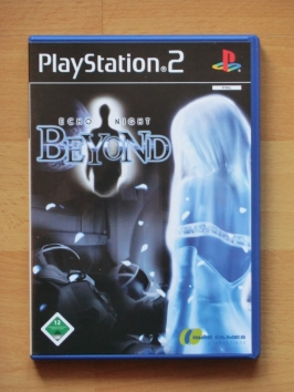 Echo Night Beyond PlayStation 2 PS2 Survival horror
