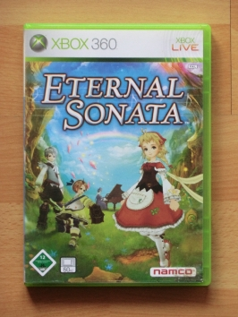 Eternal Sonata Microsoft Xbox 360 RPG