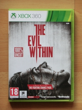 The Evil Within Microsoft Xbox 360 Survival Horror