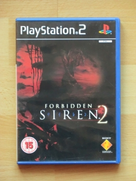 Forbidden Siren 2 PlayStation 2 PS2 Survival Horror