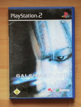 Galerians:Ash PlayStation 2 PS2 Survival Horror