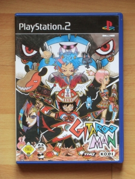 Gitaroo Man PlayStation 2 PS2 Music
