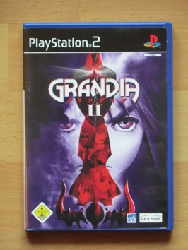 Grandia 2 PlayStation 2 PS2 RPG