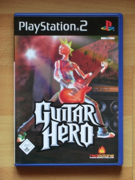 Guitar Hero PlayStation 2 PS2 Music