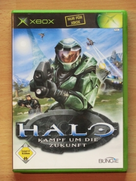 Halo Microsoft XBOX Shooter FPS