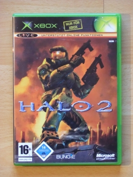 Halo 2 Microsoft XBOX Shooter FPS