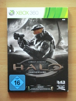 Halo Anniversary Microsoft Xbox 360 Shooter FPS