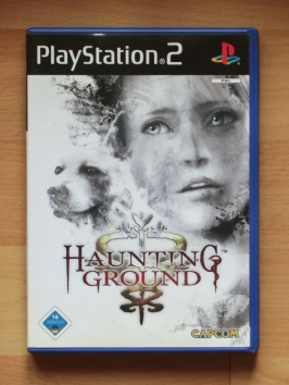 Haunting Ground PlayStation 2 PS2 Survival Horror