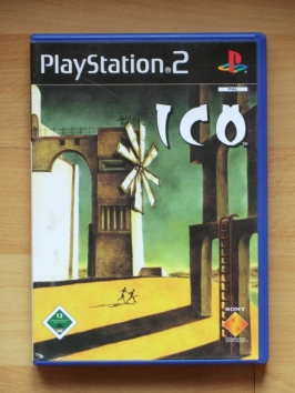 ICO PlayStation 2 PS2 Adventure RPG