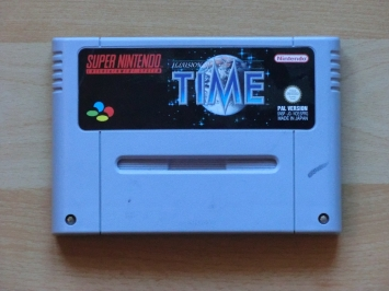 Illusion of Time Super Nintendo SNES RPG
