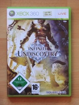 Infinite Undiscovery Microsoft Xbox 360 RPG