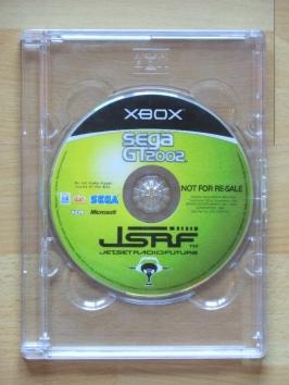 Jet Set Radio Future JSRF Microsoft XBOX Action Jump and Run