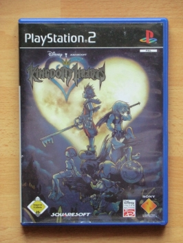 Kingdom Hearts PlayStation 2 PS2 RPG
