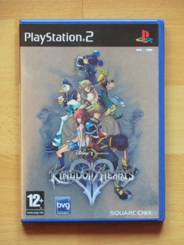 Kingdom Hearts 2 II PlayStation 2 PS2 RPG