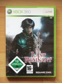 The Last Remnant Microsoft Xbox 360 RPG