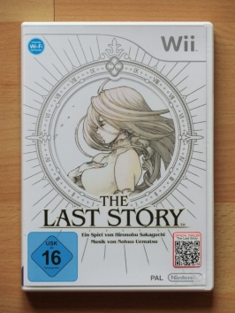 The Last Story Nintendo WII RPG